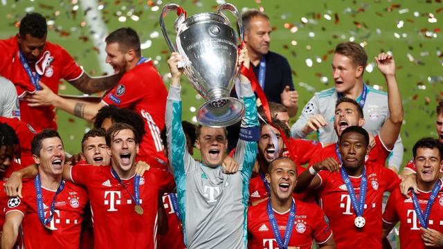 Venceu o melhor: Bayern bate o PSG e é campeão europeu pela sexta vez