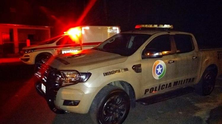 Homem morre baleado pela polícia durante abordagem em Blumenau