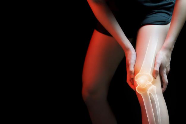 Mulheres precisam redobrar atenção com os joelhos