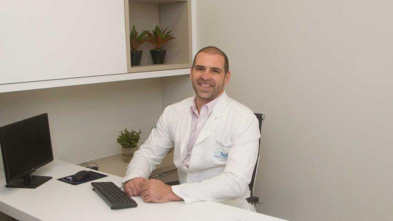 Novidades na área ortopédica
