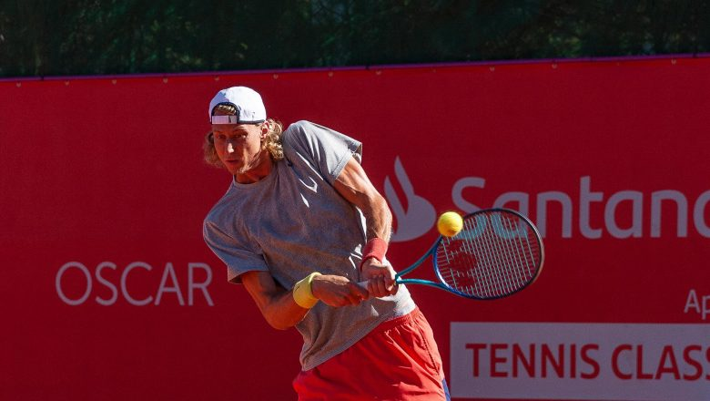Torneio profissional de tênis começa nesta quarta-feira, em Blumenau (SC)