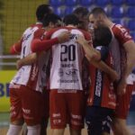 Blumenau vence Guarulhos pela Superliga de Vôlei e sobe uma posição na tabela