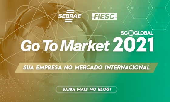 Programa Go To Market estimula pequenos negócios a conquistarem espaço no mercado internacional