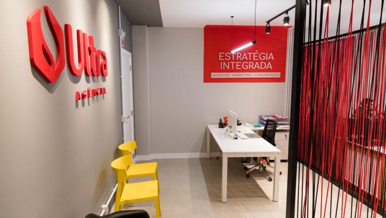 Ultra Agência inaugura nova sede, duplica número de colaboradores e apresenta reposicionamento de marca ao mercado