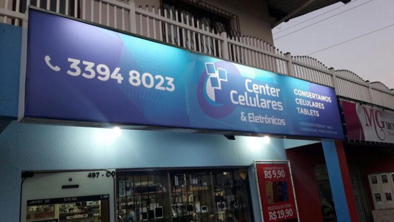Center Celulares & Eletrônicos