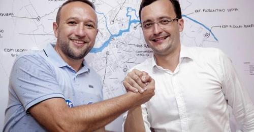 Vereador Márcio Selhorst é o novo secretário de educação de Indaial
