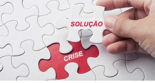 3 passos para superar uma crise