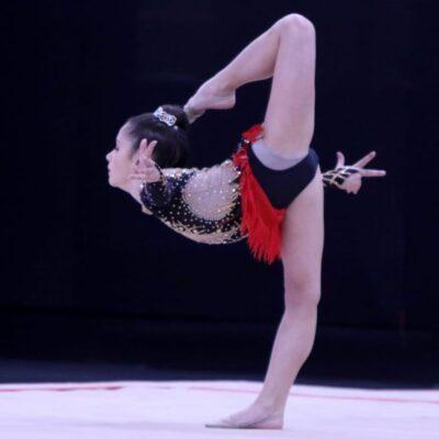 Ginastas da Agiblu tiveram excelente desempenho no Campeonato Brasileiro de Ginástica Rítmica