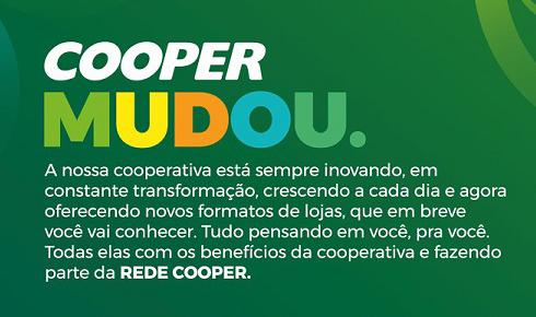 Cooper apresenta os novos formatos de lojas