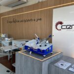 Empresa de maquinário têxtil aposta em showroom modelo como estratégia de atuação